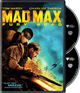 Mad Max: Fury Road (2-DISC/DVD)