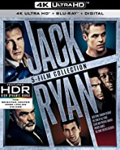 Best jack ryan collection 4k Reviews