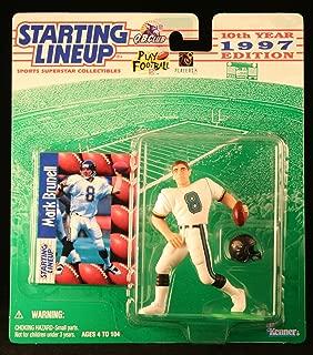 Starting Lineup MARK BRUNELL / JACKSONVILLE JAGUARS 1997 NFL Action Figure & Exclusive NFL Collector Trading Card