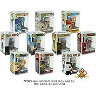 Funko POP Mystery All Disney Bundle Pack Set of 6! 6 Random Pops No Duplication! Includes 6...