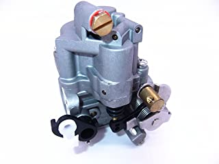 SouthMarine Boat Motor Carbs Carburetor Assy 68T-14301-11-00 for Yamaha 4-Stroke 8hp 9.9hp F8M F9.9M Outboard Motors