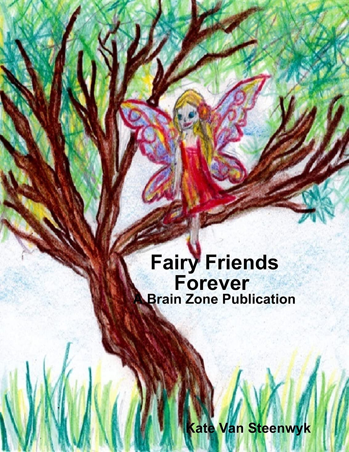 健康的独立して丁寧Fairy Friends Forever (English Edition)