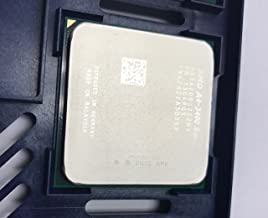 AMD A4-3420 2.8 GHz X2 Processor FM1 AD3420OJZ22HX CPU (OEM VER.) with Thermal Paste Bundle