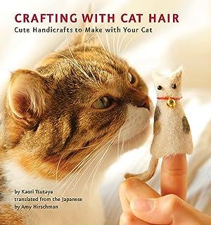 کار با موهای گربه: صنایع دستی زیبا برای ساختن گربه خود