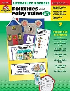 Literature Pockets, Folk Tales and Fairy Tales, Grades K-1