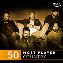 The Top 50 Most Played: Country