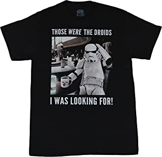 those were the droids i was looking for