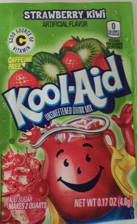 Kool-Aid Fees free Twists Soft Drink Mix Unsweetened - Kiwi Challenge the lowest price of Japan Ko Strawberry