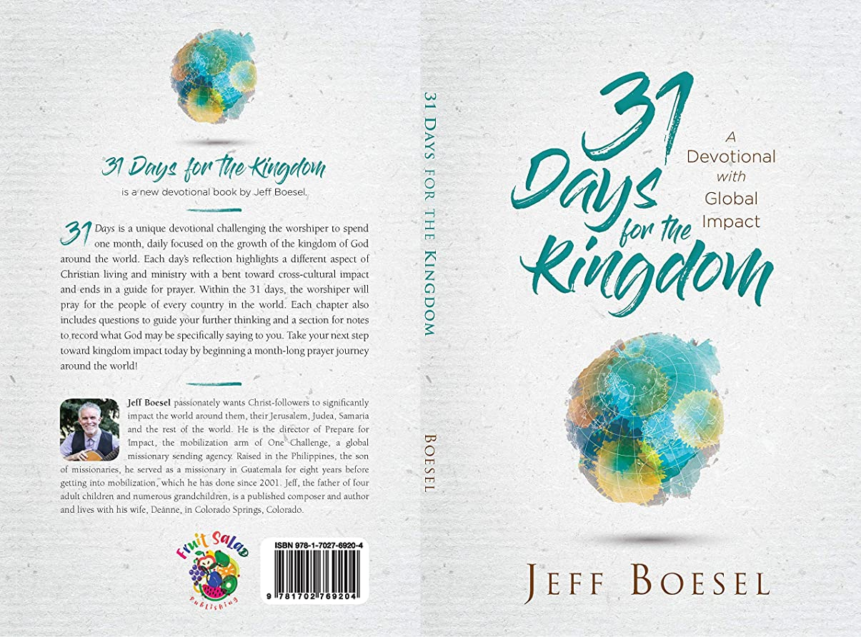 他の日ボクシングテニス31 Days for the Kingdom: A Devotional with Global Impact (English Edition)