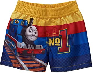 Thomas the Train Baby Boys Swim Trunks (0-3 Months)