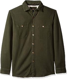LEE 男式衬衫夹克