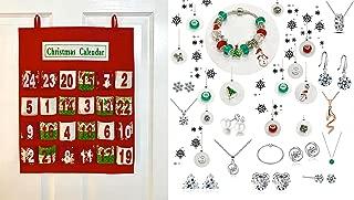 jewellery advent calendar swarovski