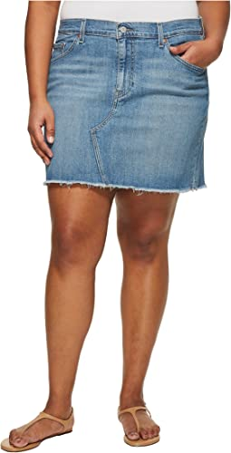 Levi's® Plus - Deconstructed Skirt