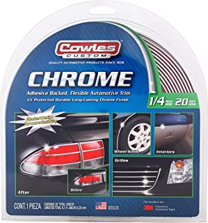 tfp chrome body side molding