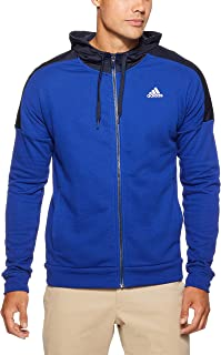 Adidas Men's Sports ID Full Zip French Terry Jacket
