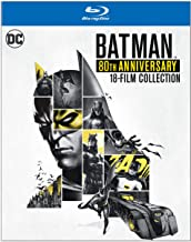 Best Batman 80th Anniversary Collection (Blu-ray) Review