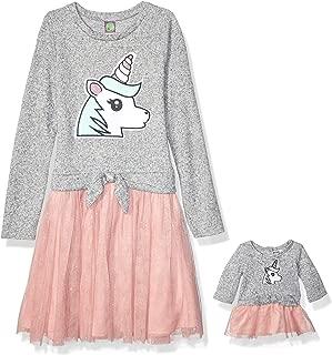 Girls' Knit Fashion Dress
