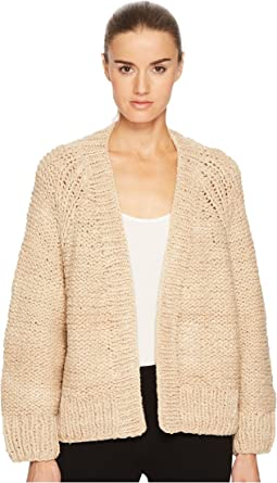 Vince - Hand Knit Chunky Cardigan
