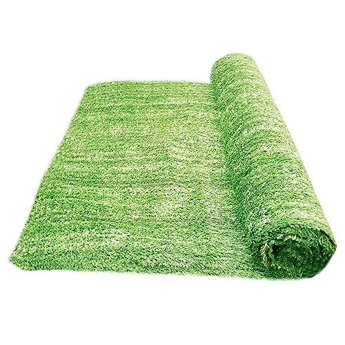 """Artificial Grass Area Rug – Grass Height: 0.4"""" - Size: 4-feet"""