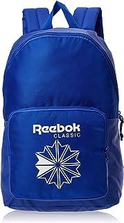 ريبوك حقيبة ظهر للنشاطات الرياضية والخارجية ، ازرق