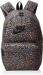 Nike Unisex-Adult Backpack, Gunsmoke/Black - NKBA5761