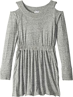 Cold Shoulder Dress (Big Kids)