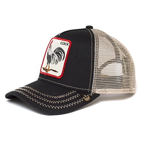b6a4614d05e Men s Animal Farm Snap Back Trucker Hat