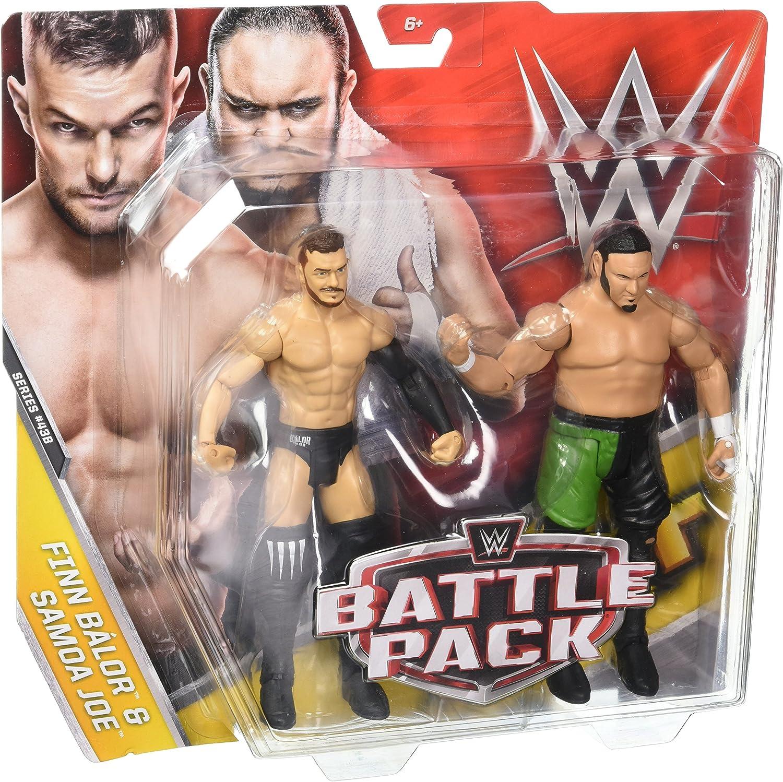 en stock WWE-FIN WWE-FIN WWE-FIN BALOR Y SAMOA JOE  venderse como panqueques