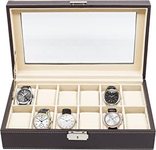 Best mens jewelry box with watch winder Reviews