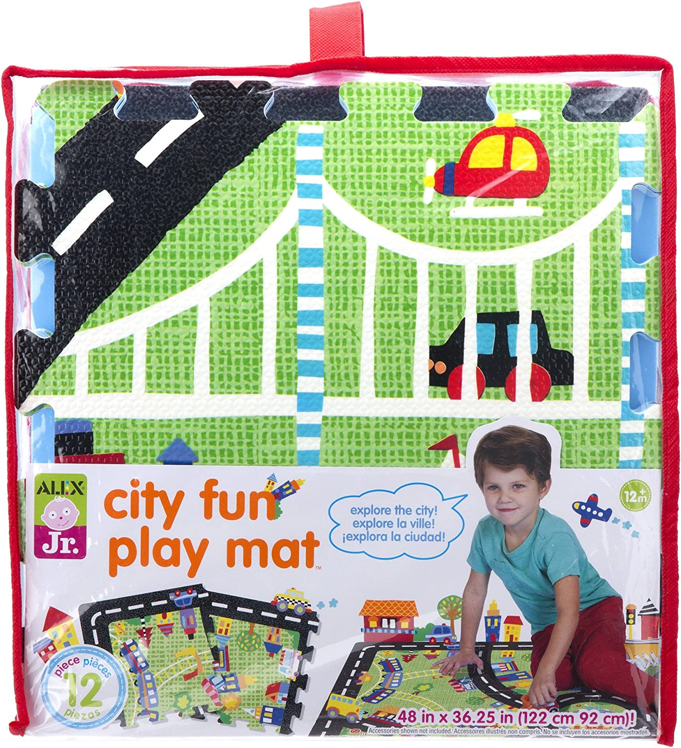 Gamesson Kids Bex Sport Giant Tower Game 60 Pieces Pine Wood