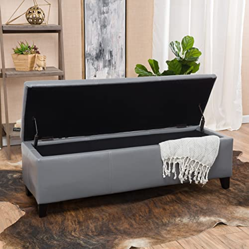 Marvelous Extra Long Storage Bench Amazon Com Inzonedesignstudio Interior Chair Design Inzonedesignstudiocom