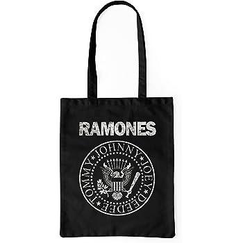 LaMAGLIERIA Bolsa de Tela Ramones Classic Colors - Tote Bag ...