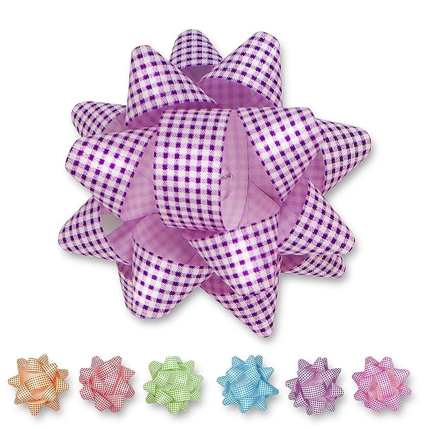 NDN LINE Gift Ribbon Bows (6 Pack)