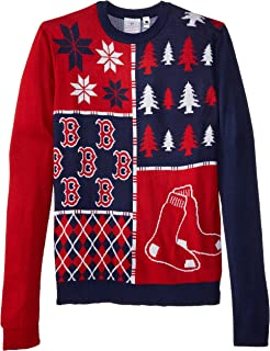 MLB Busy Block Sweater