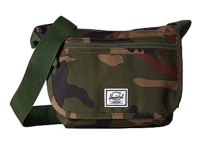 Herschel Supply Co. Grade Mini (Woodland Camo) Messenger Bags