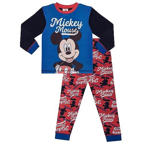 88f6ce57f Disney Mickey Mouse Boys Pyjamas w18 1 to 5 Years