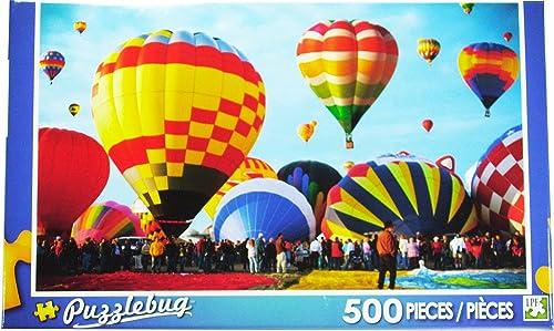Puzzlebug - Albuquerque International Balloon Fiesta - 500 Piece by Puzzlebug