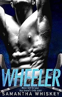 Wheeler (Seattle Sharks Book 8)