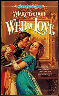 Balogh Mary : Web of Love