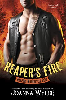 Reaper's Fire (Reapers Motorcycle Club Book 6)