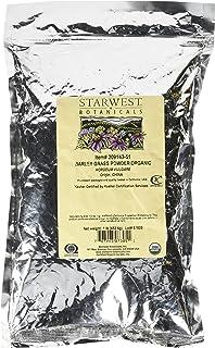 Starwest Botanicals Organic Barley Grass Powder, 1 Pound