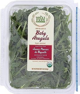 Whole Foods Market, Organic Baby Arugula, 5 oz