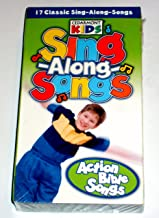 Cedarmont Kids: Action Bible Songs (VHS)