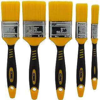 Pinceles para pintura Coral 31417 Zero-Loss que no pierden
