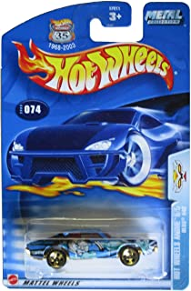Hot Wheels 2003 Anime Series Olds 442 5/5 BLUE #074 #74 1:64 Scale