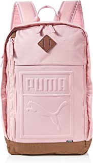 Puma S Backpack Bridal Rose Pink Bag For Unisex, Size One Size