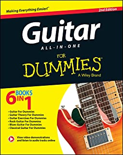 Guitar Six-in-One for Dummies