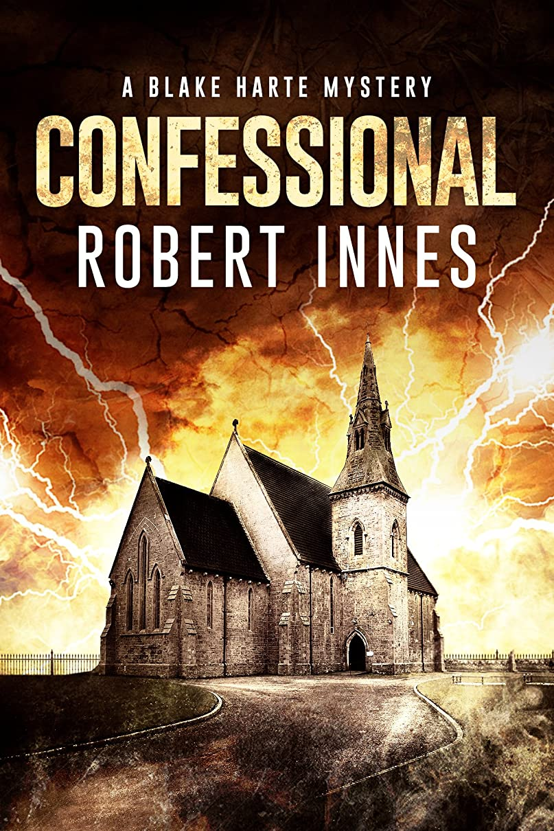 教義アミューズメント続編Confessional (The Blake Harte Mysteries Book 2) (English Edition)