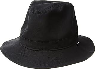 قبعة فيدورا قطنية قصيرة مبطنة للرجال من BRIXTON