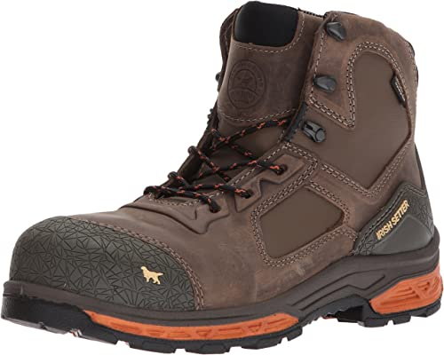 Irish Setter Work Men's Kasota 6  Waterproof Safety Toe Work Stiefel, braun, 13 D US